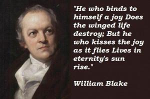 William blake famous quotes 3
