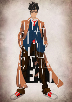 Tenth Doctor Quotes Body