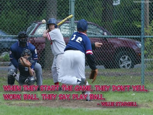 Baseball Quotes HD Wallpaper 5