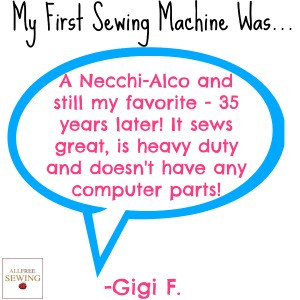 Sewing Machine Quotes