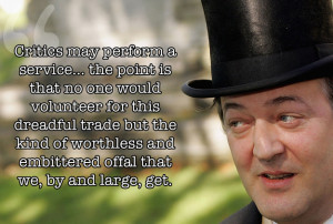 Stephen Fry Quote 16