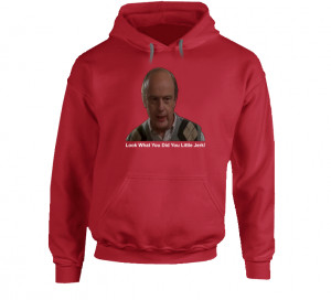 Home Alone Christmas Uncle Frank Funny Quote Jerk Pullover Hoodie