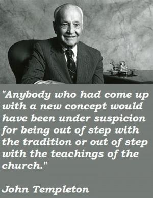 John templeton famous quotes 4