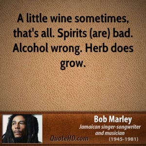 Bad Alcohol Quotes Spirits (are) bad. alcohol
