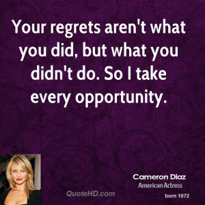 Cameron Diaz Quotes