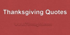 Thanksgiving Quotes will get You a Memorable Thanksgiving Party