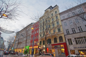 Mariahilfer Strasse Vienna
