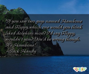 Jack Handy Quotes Famous...