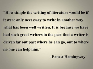 famous quotes about writing process