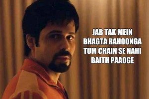 Rush Hindi Dialogues Emraan