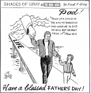 Fathers Day Poems For Church