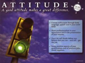 Positive Attitude Quotes...