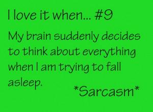 funny pictures brain sleep sarcasm wanna joke.com