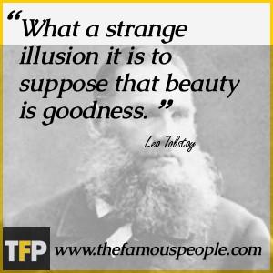 Leo Tolstoy Quotes Famous