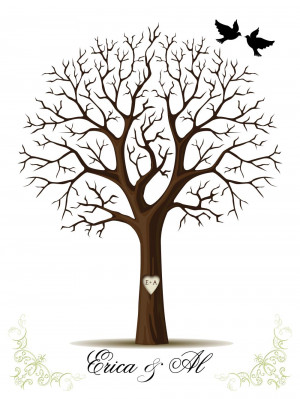 Image search: Fingerprint Tree Template