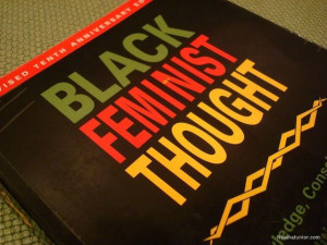 Patricia Hill-Collins, Black Feminist Thought http://blog.nyashajunior ...
