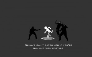 Cool Ninja Games HD Wallpaper 8