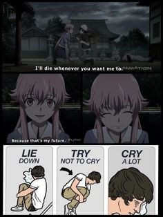 Another/The Future Diary
