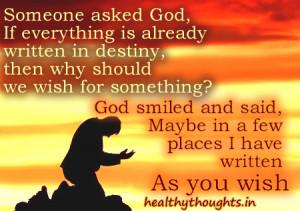 god-destiny-as-you-wish