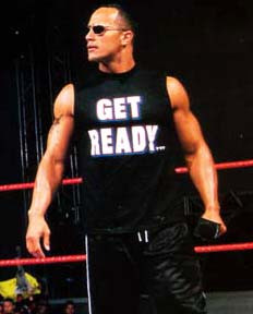 The Rock WWE Quotes