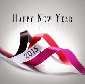Happy New Year HD Wallpaper - Awesome 2015 Greeting Card for ...