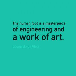Engineering quotes - Leonardo da Vinci