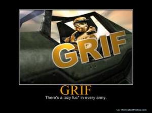 Grif best Quotes