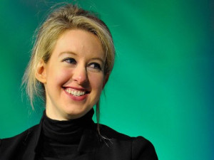 Steve Jennings/Getty Images for TechCrunch Theranos founder, chairman ...