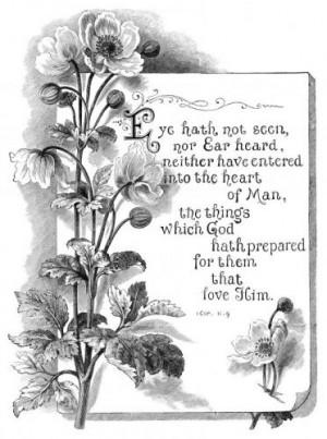 Image Title: Famous Bible Verses - Image