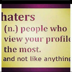 haters more haters quotes and phrases about haters quotes and