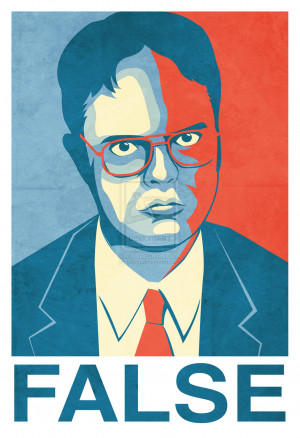Dwight Schrute Fact Dwight k. schrute by blo0p