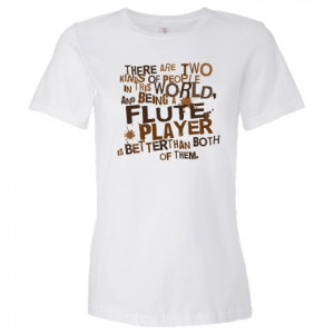 This funny flute player This funny flute player Women's T-Shirts makes ...