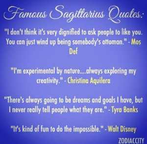 Sagittarius Quotes Sagittarius quotes