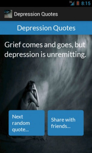 Sadness And Depression Quotes