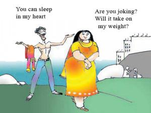 Funny Love Cartoon Joke   Funny Love Jokes   Funny Love Quotes ...