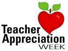 week is national teacher s appreciation week this week and every week ...