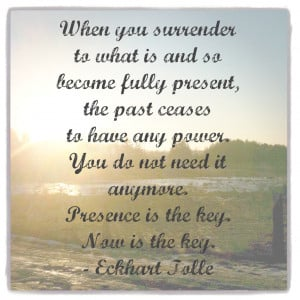 Eckhart Tolle Quotes HD Wallpaper 2