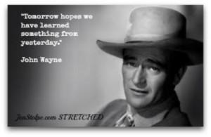 John Wayne HOPE