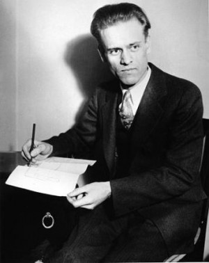 ... Philo T. Farnsworth, who, hardly a household name, remains television
