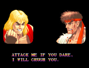 What Can Street Fighter II Teach Us About Early '90s Geopolitics?