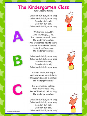 Quotes About Going To Kindergarten. QuotesGram