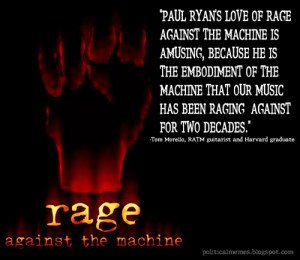 Rage Quotes Rage against the machine: paul