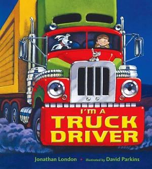 BK1016 I'm A Truck Driver