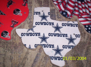 State of Texas - Dallas Cowboys, Aggies, Longhorns, Tech Images