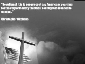 How dismal it is to see present day Americans yearning for the very ...