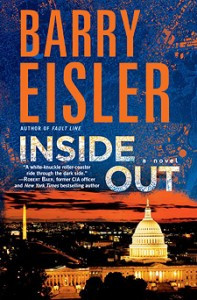 ... Barry Eisler's new novel, Inside Out . I'm looking forward to his