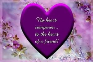 Friendship Heart For Frances ♥ - teddybear64 Fan Art