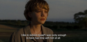 Never Let Me Go quotes