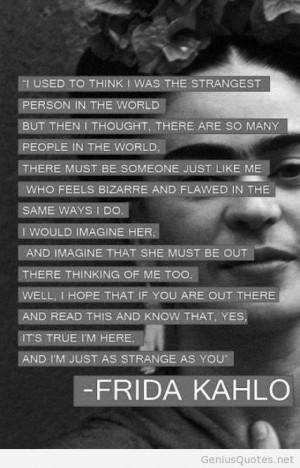 Frida Kahlo quotes Frida Kahlo quotes