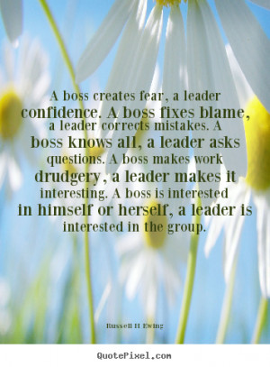 great boss quotes